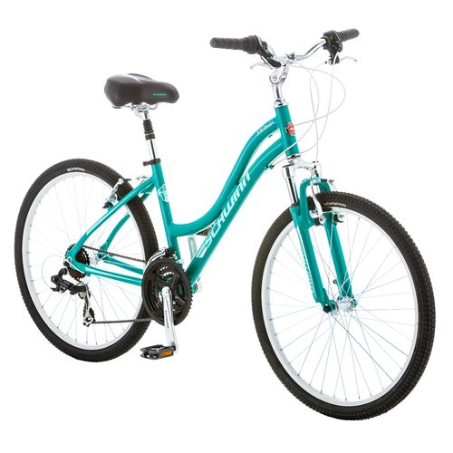 "Display product reviews for Schwinn® Women's Suburban AL 26"" 21-Speed Comfort Bike"