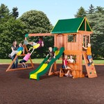 Backyard Discovery™ Somerset Wooden Swing Set - view number 2