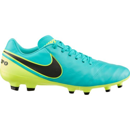 Display product reviews for Nike Men's Tiempo Genio Leather II Soccer Cleats