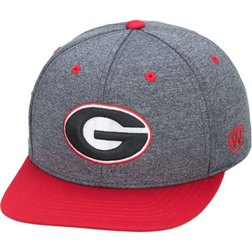Top of the World Men's University of Georgia Energy 2-Tone Adjustable Cap