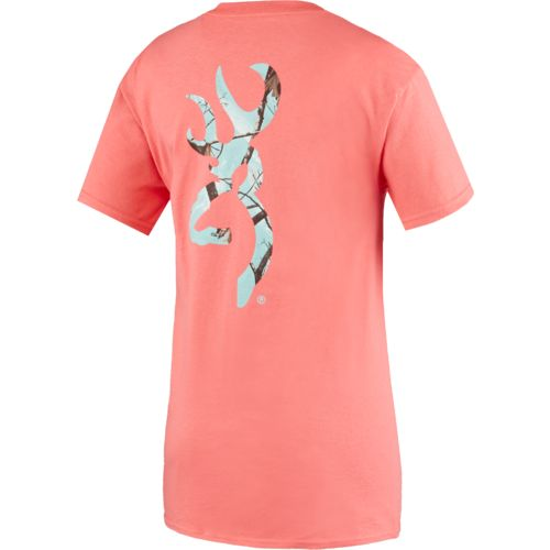 Browning Women's Buckmark T-shirt - view number 2