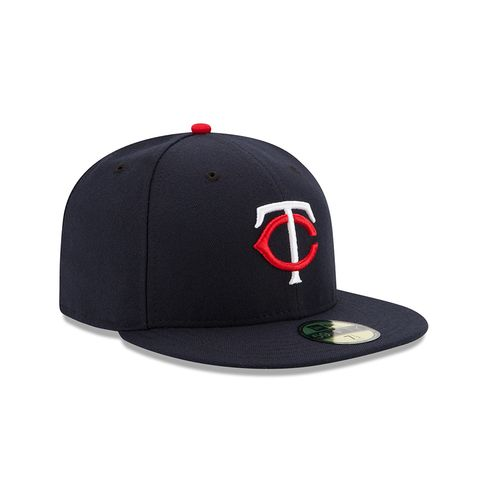 New Era Men's Minnesota Twins 2016 59FIFTY Cap - view number 3