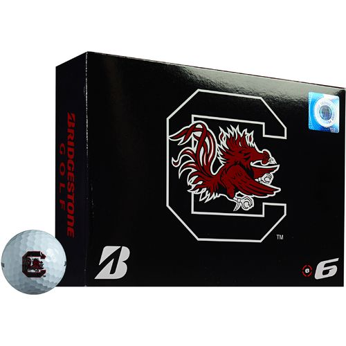 Bridgestone Golf University of South Carolina e6 Golf Balls 12-Pack