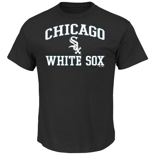 Majestic Men's Chicago White Sox Heart and Soul T-shirt