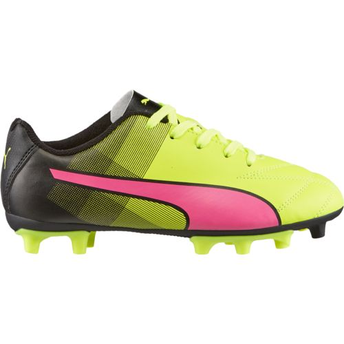 Display product reviews for PUMA Kids' ADRENO II FG Jr. Soccer Cleats