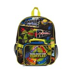 Teenage Mutant Ninja Turtles Boys' Backpack with Lunch Kit