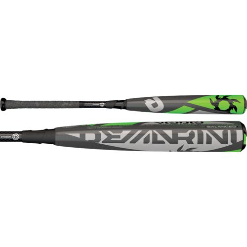 DeMarini Adults' Voodoo Balanced Senior League Composite Baseball Bat -9
