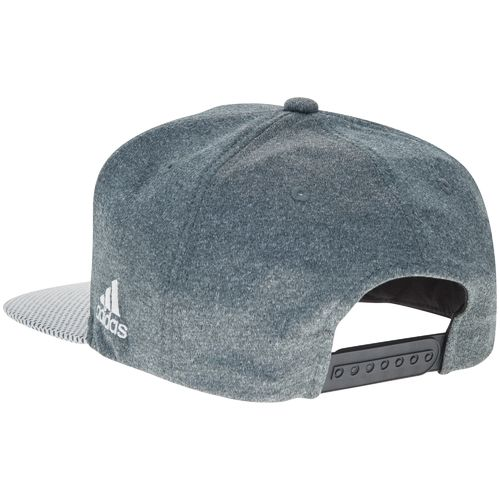 adidas Men's Texas A&M University Flat Brim Snapback Cap - view number 2