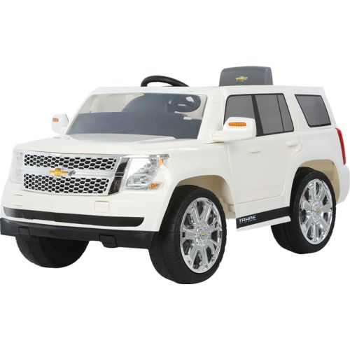Display product reviews for RollPlay 6V Chevy Tahoe Ride-On Vehicle
