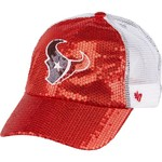 '47 Houston Texans Women's Dazzle Mesh Clean-Up Cap