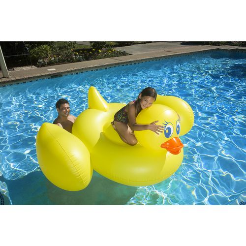 Poolmaster® Jumbo Duck Float - view number 3