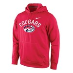 Nike™ Men's University of Houston Therma-FIT Pullover Hoodie