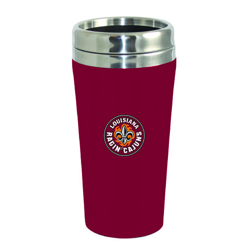 The Fanatic Group University of Louisiana at Lafayette Soft Touch 16 oz. Tumbler