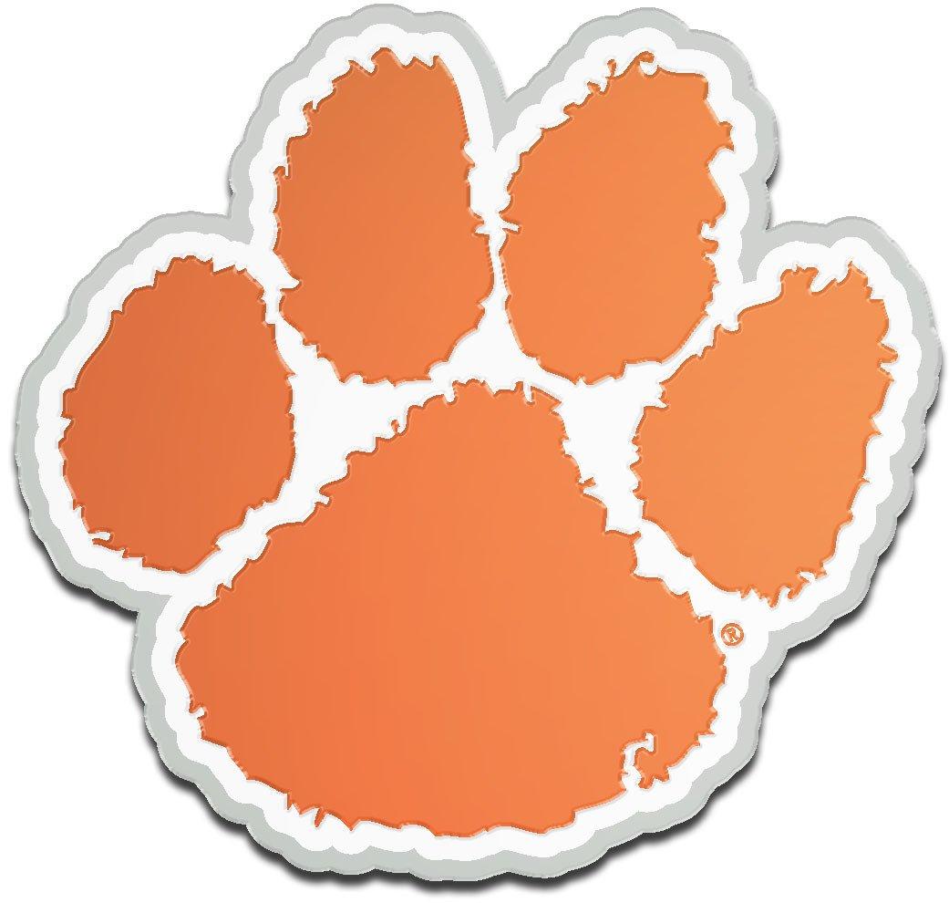 Stockdale Clemson University Laser-Cut Auto Emblem