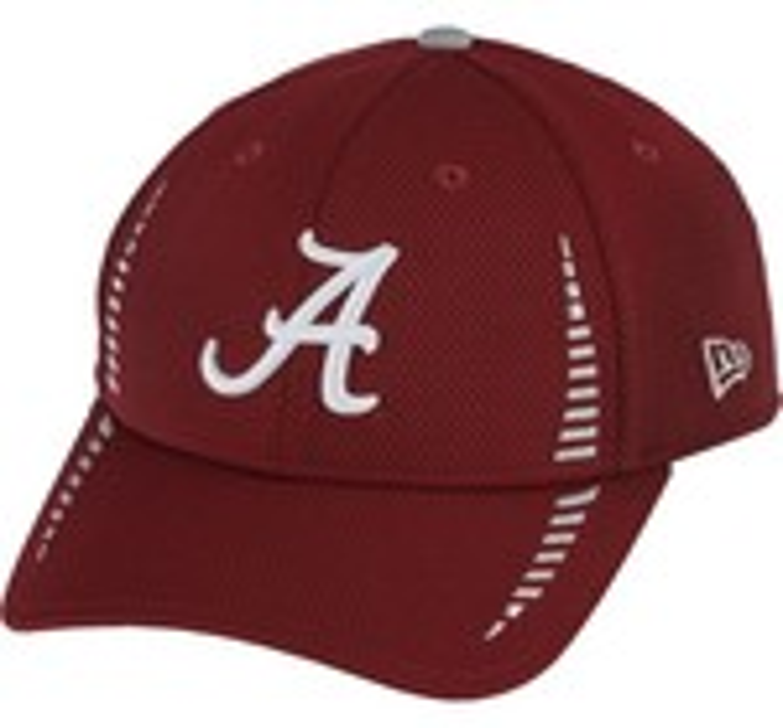 New Era Men's University of Alabama 9FORTY Speed Adjustable Cap