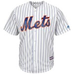 Majestic Men's New York Mets Mookie Wilson #1 Cool Base Replica Jersey - view number 3