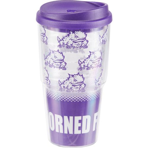 ThermoServ Texas Christian University Repeat 24 oz. Tritan Tumbler