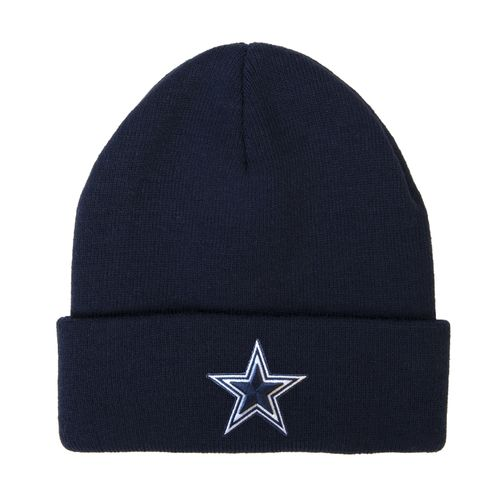 Dallas Cowboys Men's Basic Knit Cuff Hat