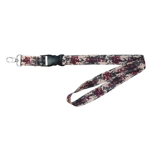 NCAA Texas A&M University Digicam Lanyard - view number 1