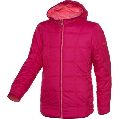 Free Country Girls' Reversible Ciré Puffer Jacket