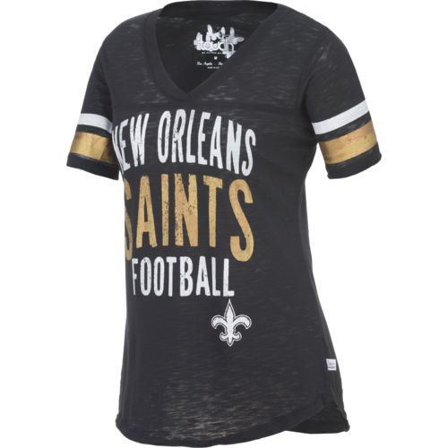 Touch by Alyssa Milano Women's New Orleans Saints Motion T-shirt