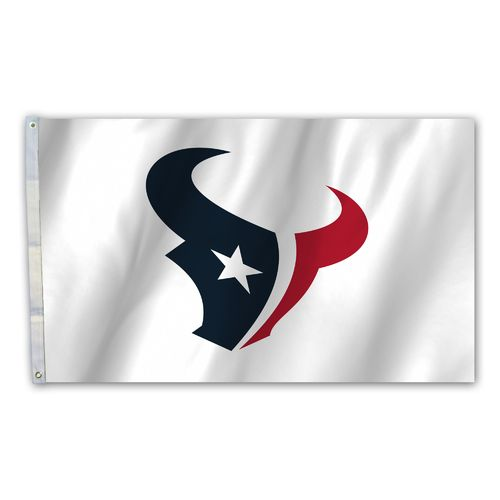 Fremont Die Houston Texans 3' x 5' Flag - view number 1