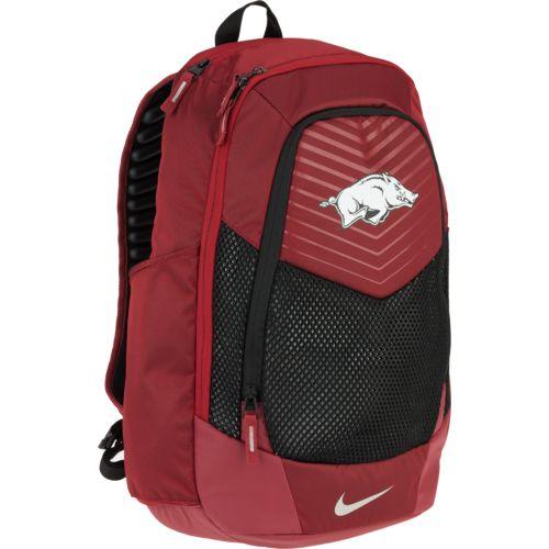 Nike University of Arkansas Vapor Power Backpack