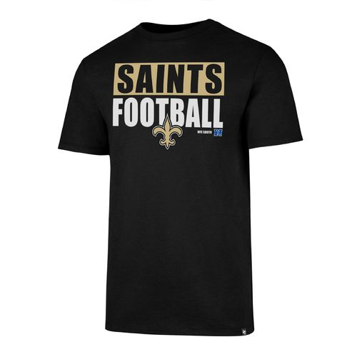 Display product reviews for '47 New Orleans Saints Football Club T-shirt