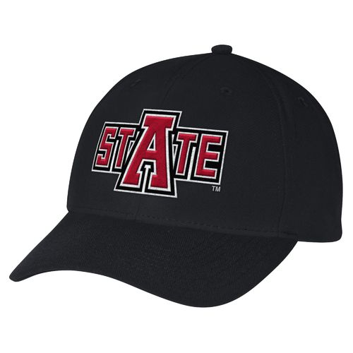 adidas™ Men's Arkansas State University Structured Adjustable Cap