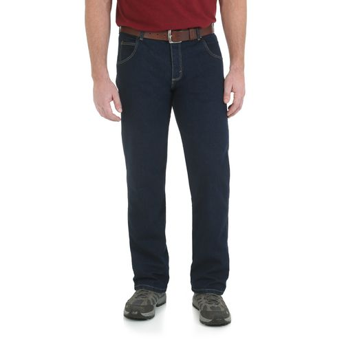 Wrangler® Men's Rugged Wear Advanced Comfort Straight Fit Pant