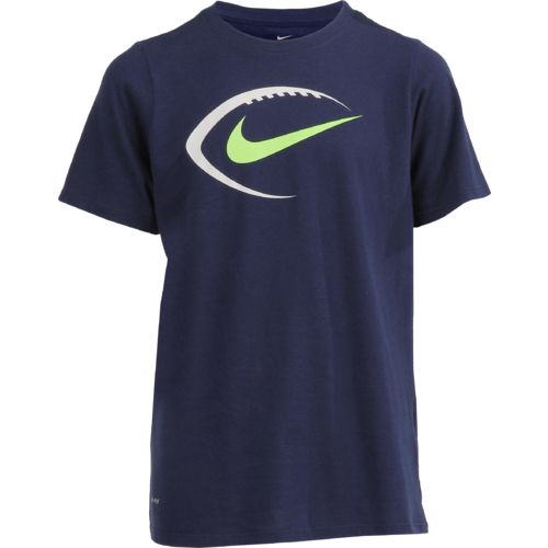 Nike Boys' Nike Dry Football Icon T-shirt