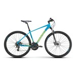 Diamondback Men's Trace Sport 700c 24-Speed Dual-Sport Hybrid Bike - view number 2