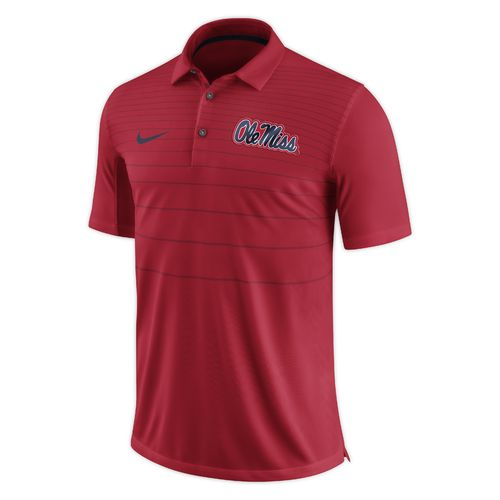 Nike Men's University of Mississippi Early Season Polo Shirt