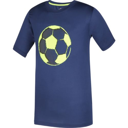 BCG Boys' Soccer Ball Training T-shirt