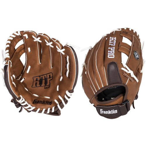 "Franklin Adults' RTP® Pro Series 11"" Baseball Fielding Glove"