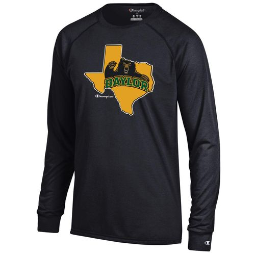 Champion™ Men's Baylor University Long Sleeve T-shirt