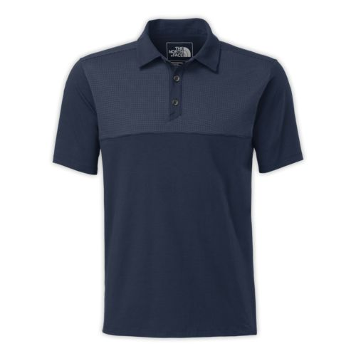 The North Face Men's Alpine Start Polo Shirt