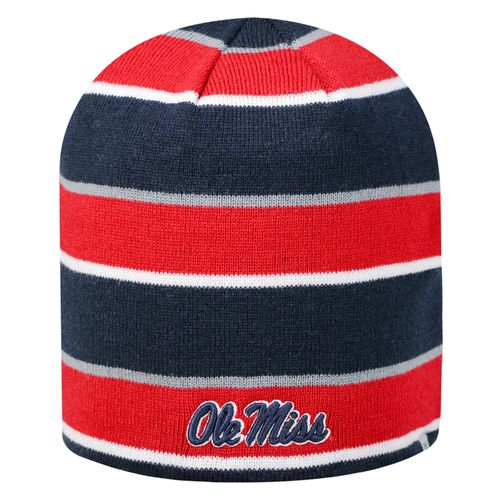 Top of the World Men's University of Mississippi Disguise Reversible Knit Cap