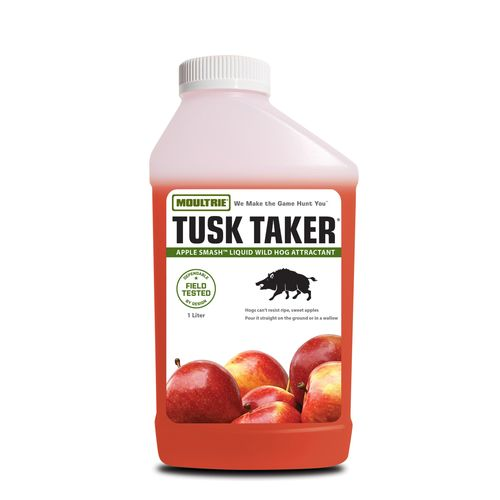 Moultrie Tusk Taker® Apple Smash 1-Liter Liquid Wild Hog Attractant - view number 1