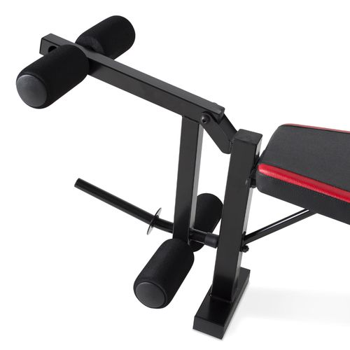 CAP Strength Olympic Bench with Preacher Pad and Leg Developer - view number 3