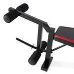 CAP Strength Olympic Bench with Preacher Pad and Leg Developer - view number 1