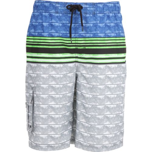 O'Rageous Men's Painter Gradient Boardshort