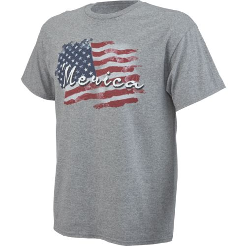 Academy Sports + Outdoors Men's 'Merica T-shirt