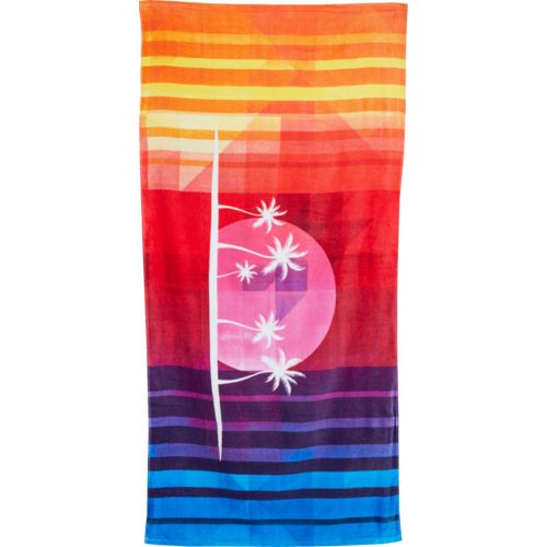 O'Rageous Kids' Sunset Beach Towel