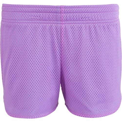 BCG Girls' Contrast Mesh Short
