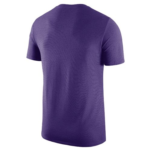 Nike Men's Louisiana State University Dry Top Coaches Short Sleeve T-shirt - view number 2