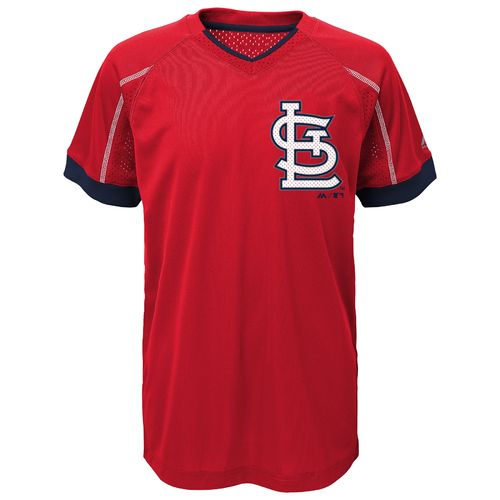 MLB Boys' St. Louis Cardinals Emergence T-shirt