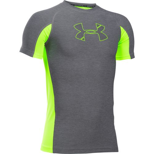 Under Armour™ Boys' Armour Novelty Short Sleeve T-shirt