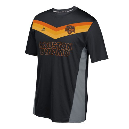 adidas Men's Houston Dynamo Performance T-shirt - view number 1
