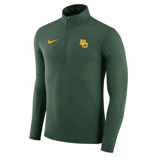 Nike Men's Baylor University Element 1/4 Zip Pullover